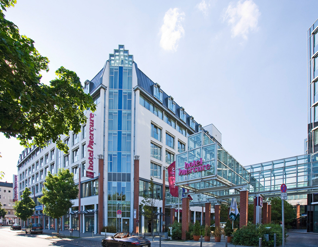 Hotel Mercure In Berlin